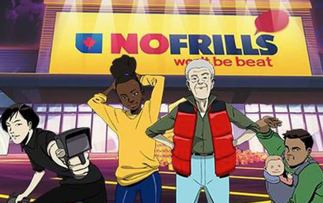 Talking No Frills advertising with The Star.